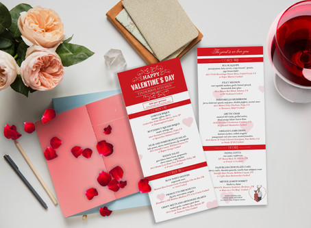 Valentine's Day at Tinderbox Kitchen