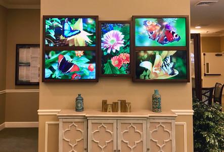Lobby Display