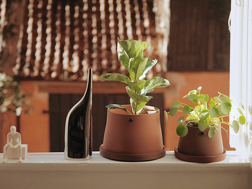 Georg Jensen and Snøhetta's New Collection : a perfect match for urban gardeners