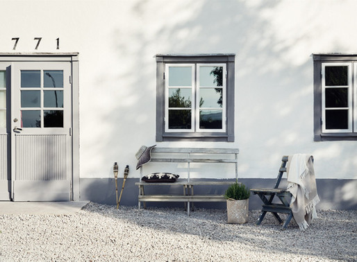Home Tour into a breathtaking Scandinavian Minimalist Country Home
