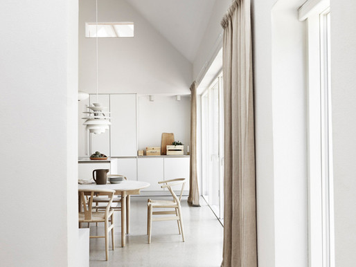 HOME TOUR INTO A CONTEMPORARY SCANDINAVIAN MINIMALIST HOUSE