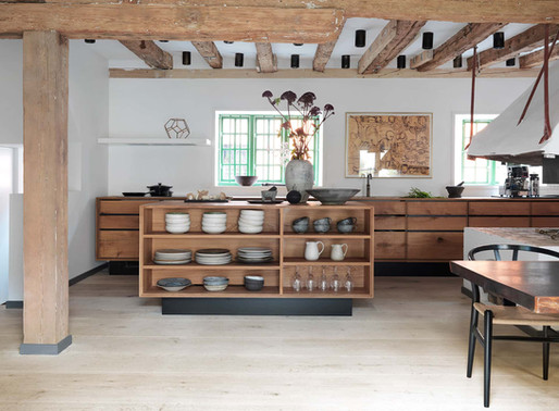 Home Tour into Copenhagen Famous NOMA Chef René Redzepi