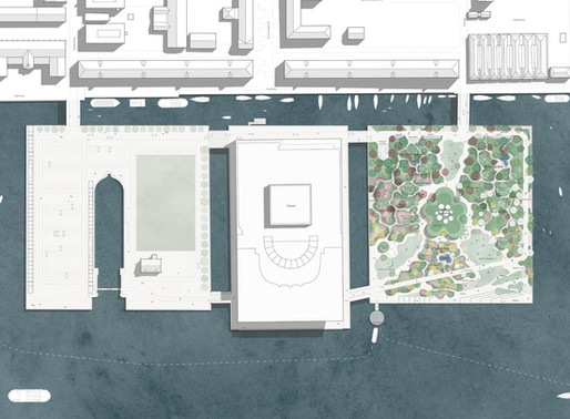 Copenhagen's new project : A Park By the Opera House