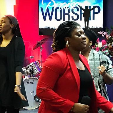Christmas Carol 2018 celebration with Winners Chapel Living Faith Church