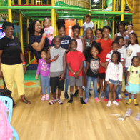Chapel of Grace Children's  ministry visit to Billy Bee Manassas