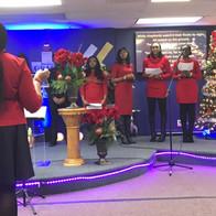 Christmas Carol 2018 celebration