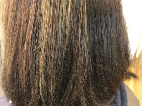 『痛んだ髪にどんなトリートメントが良いですか?』