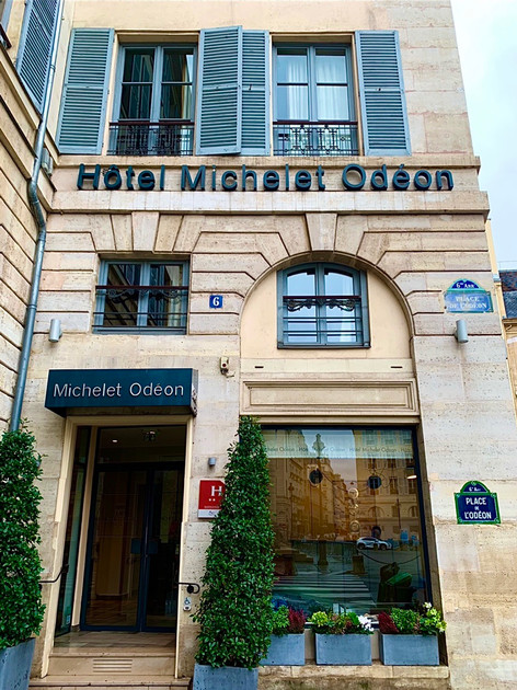 Hôtel Michelet Odéon
