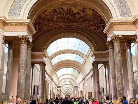 Louvre Museum Survival Guide