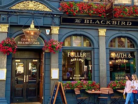 The Blackbird - London