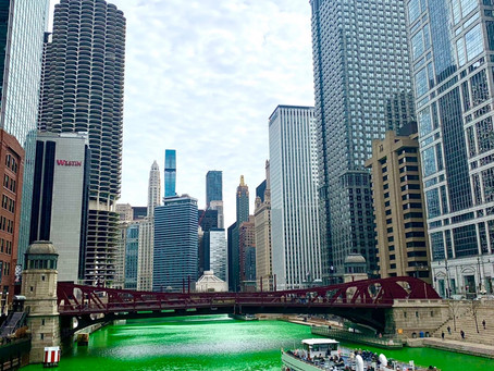 St. Patrick's Day ☘️ Chicago Style