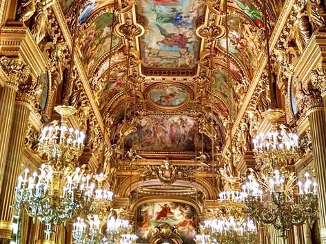 Palais Garnier - Simply Beautiful!