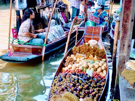 Floating Markets - Bangkok