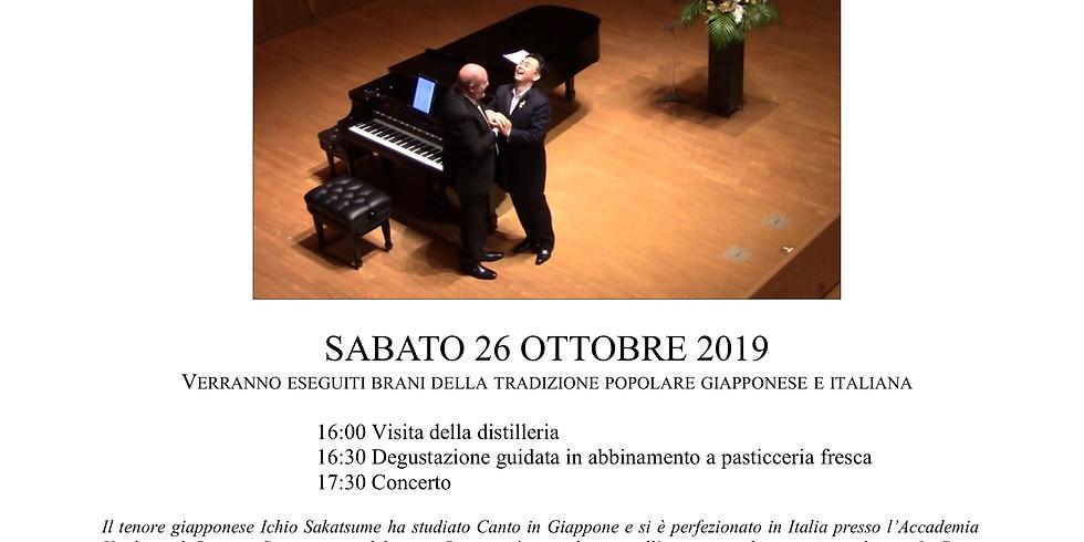 Gocce d'Italia e d'Oriente - Ichio Sakatsume e Francesco Iannitti