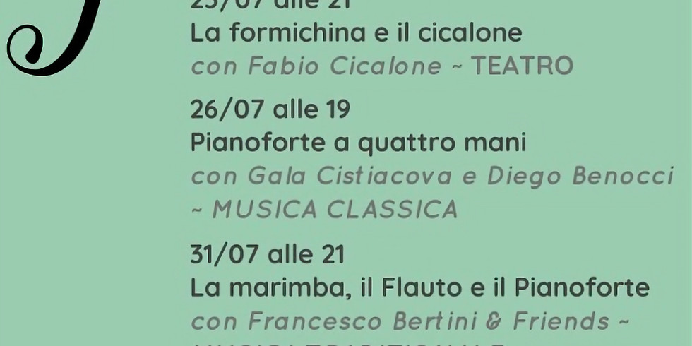 Recital pianistico