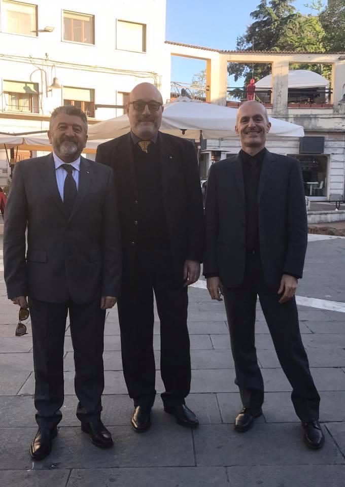 Lanzini, Montomoli, Iannitti