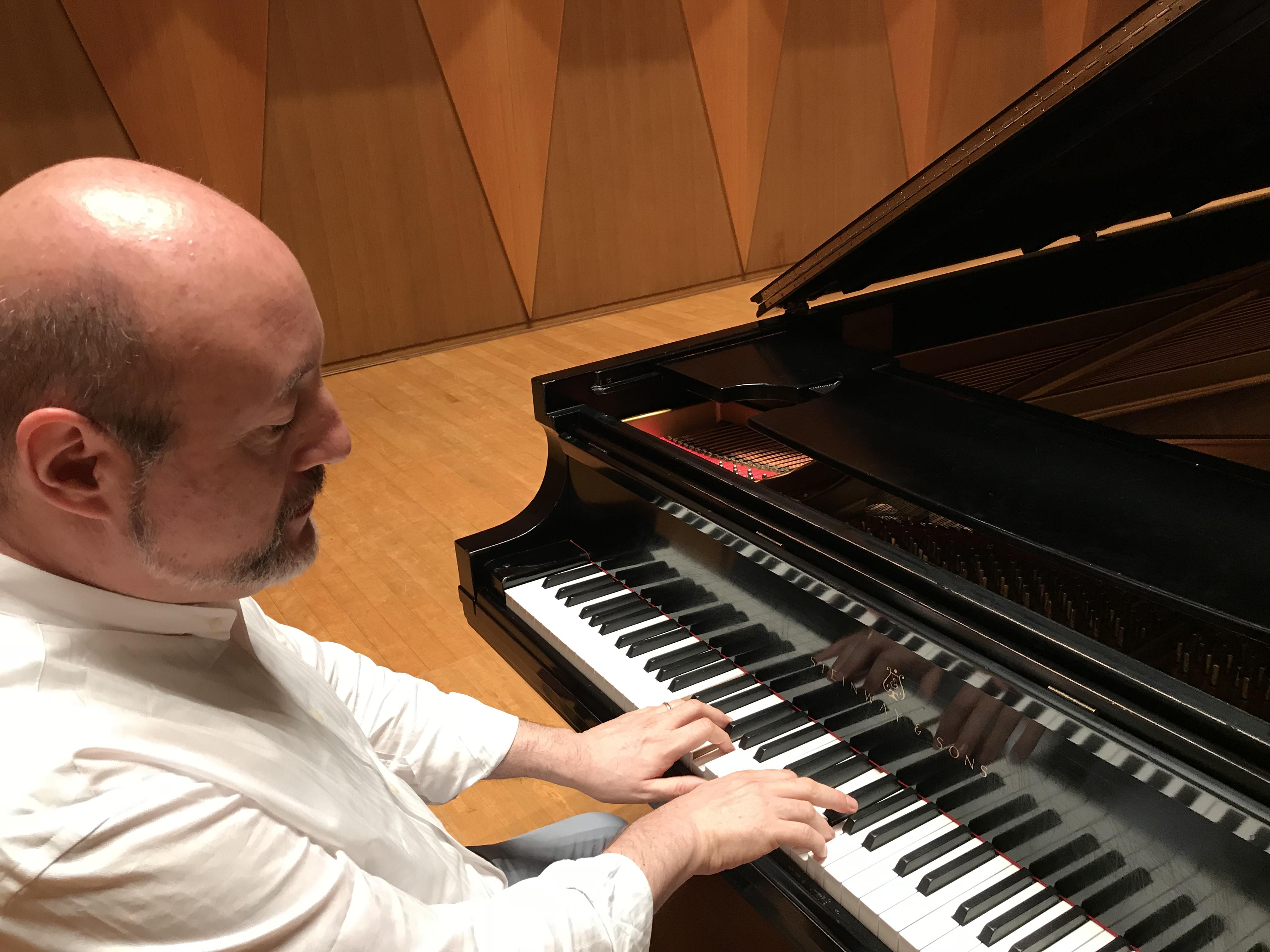Concerto Mitaka, prove