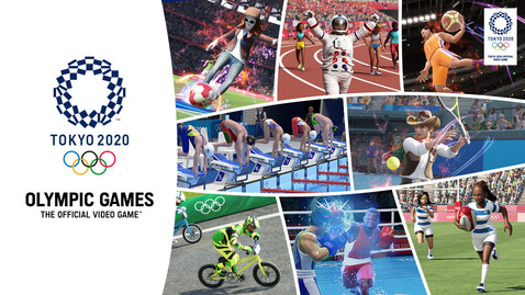 BRING THE OLYMPIC GAMES HOME