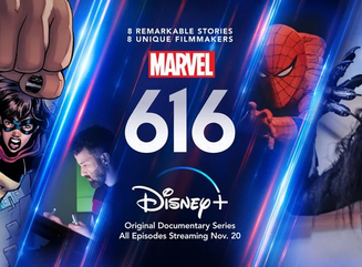 "Disney+ First Look For ""Marvel's 616"" Anthology Docuseries Premiering November 20th"