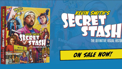 Kevin Smith's Secret Stash: Exclusive Collector's Edition and More