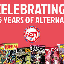 CELEBRATING15 YEARS OF ALTERNA!