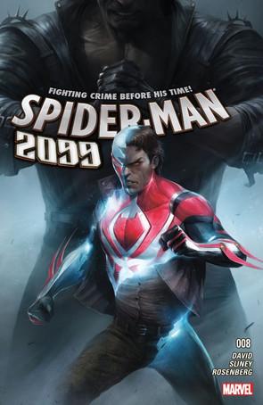 Spider-Man 2099 # 8