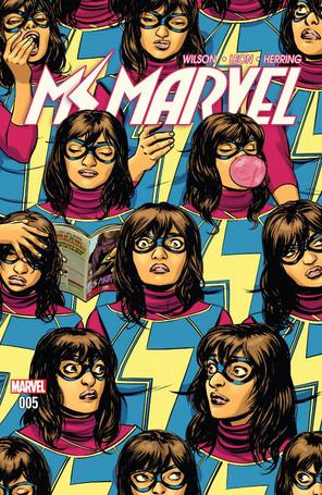 Ms Marvel #5