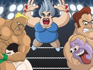 Kickstarter Spotlight: Power Slam! Wrestling Card Game