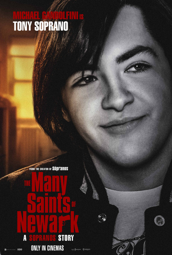 New trailer for THE MANY SAINTS OF NEWARK