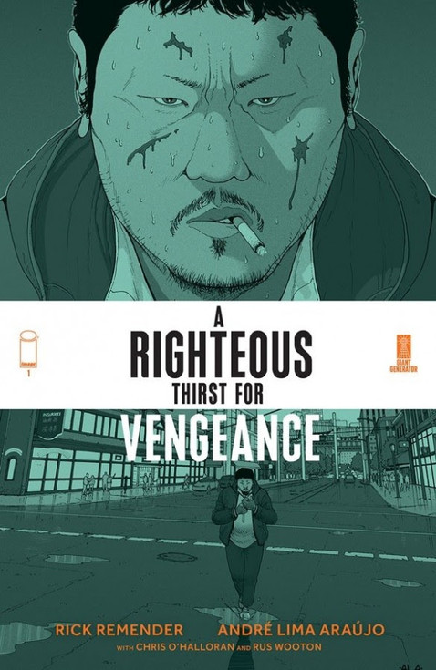 A RIGHTEOUS THIRST FOR VENGEANCE RECRUITS EXCITING LINEUP OF COLLECTIBLE COVERS