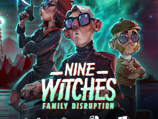 Nine Witches is arriving on Dec 4th!