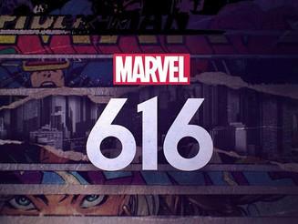 "New original Doco-Series ""Marvel's 616"" Coming to Disney+"