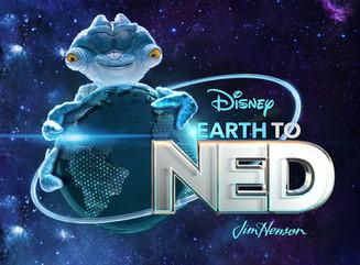 "FROM THE JIM HENSON COMPANY ""EARTH TO NED"" BEAMS ONTO DISNEY+"