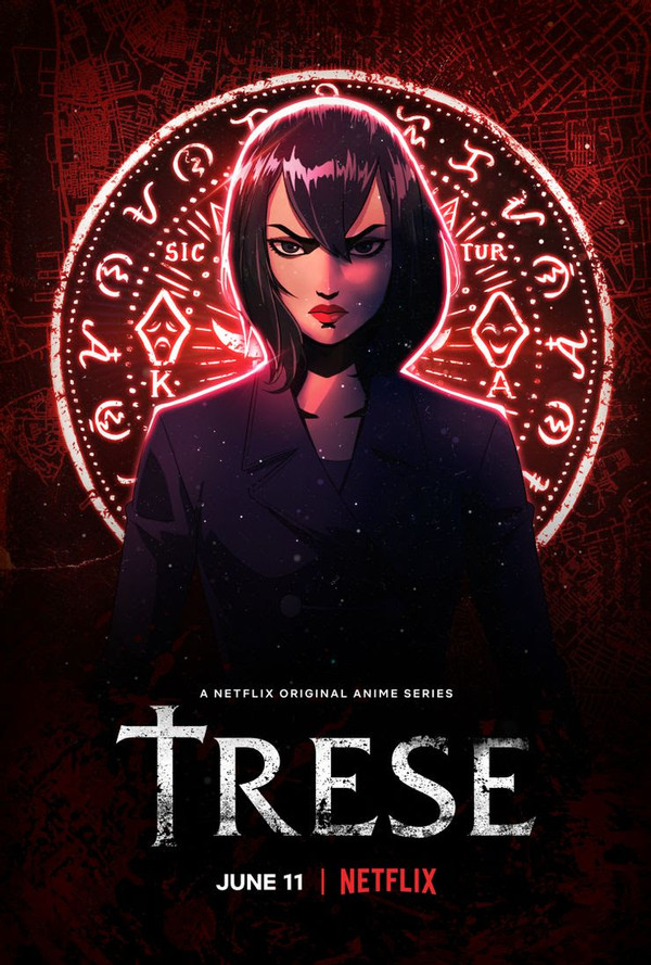 ABLAZE's first printing of TRESE Vol 1 is sold out!
