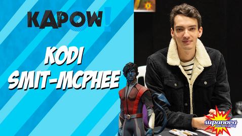 Kodi Smit-McPhee Interview