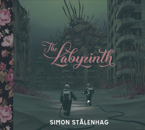 IMAGE/SKYBOUND TO PUBLISH NARRATIVE ART BOOK THE LABYRINTH BY SIMON STÅLENHAG