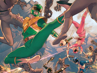 Power Rangers #1 Review