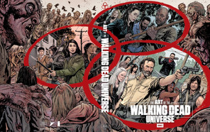 DISCOVER THE SECRETS OF ALEXANDRIA IN ALL-NEW LOOK INSIDE THE ART OF AMC'S THE WALKING DEAD UNIVERSE