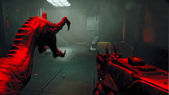 Clash with Alien Mutants Alongside Your Friends and a Living Pet Gun in Ripout