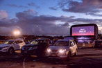 Disney+ Drive-In at Bankwest Stadium