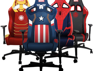 Anda Seat partners with Marvel to launch its Avengers gaming chairs