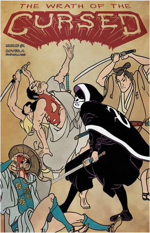 Wrath of the Cursed #1