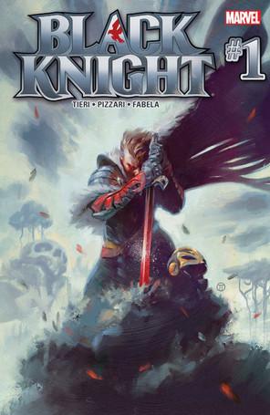 Black Knight #1-5