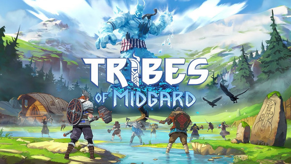 BECOME A VIKING LEGEND IN TRIBES OF MIDGARD