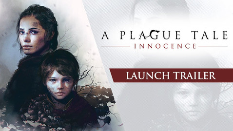 A PLAGUE TALE: INNOCENCE AVAILABLE NOW ON PLAYSTATION 5 AND XBOX SERIES X AT AUSTRALIAN RETAILERS