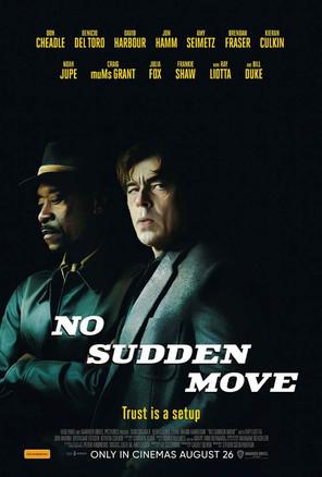 Official Trailer Debut: No Sudden Move