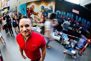 Interview with Marvel Artist David Yardin