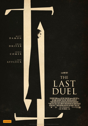 """TRAILER FOR 20TH CENTURY STUDIOS' HISTORICAL EPIC """"THE LAST DUEL"""""""