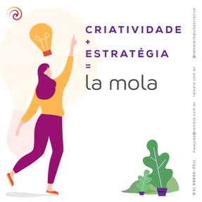 Gerenciamento e execução de artes para mídias sociais La Mola - 2019
