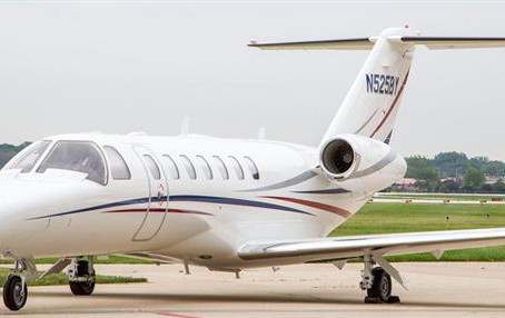 A new jet joins the Northwest Flyers charter fleet – Take a peek at the Citation CJ3